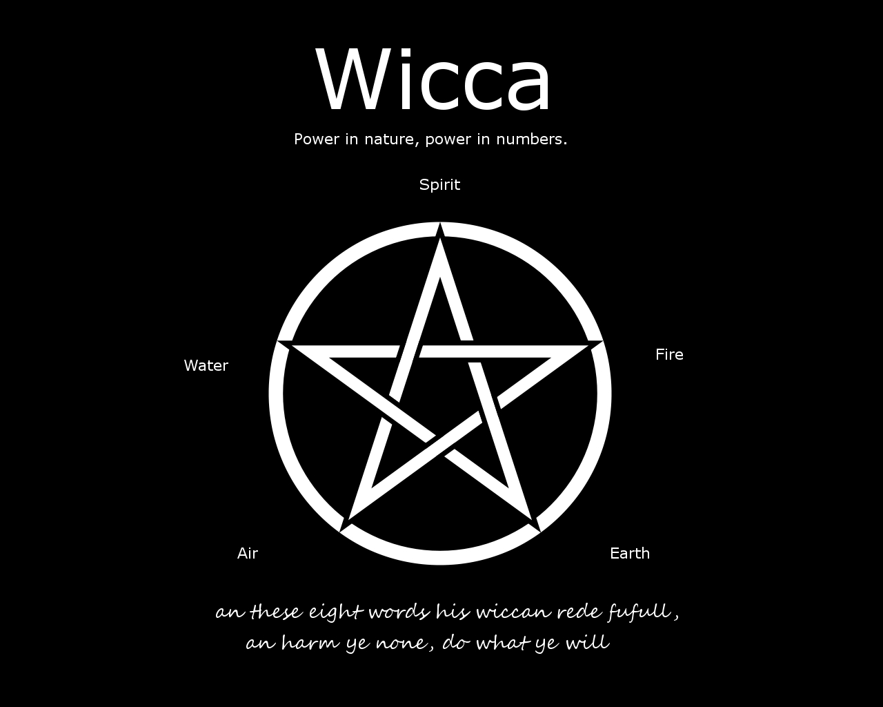 the association of wiccan religion with satanism